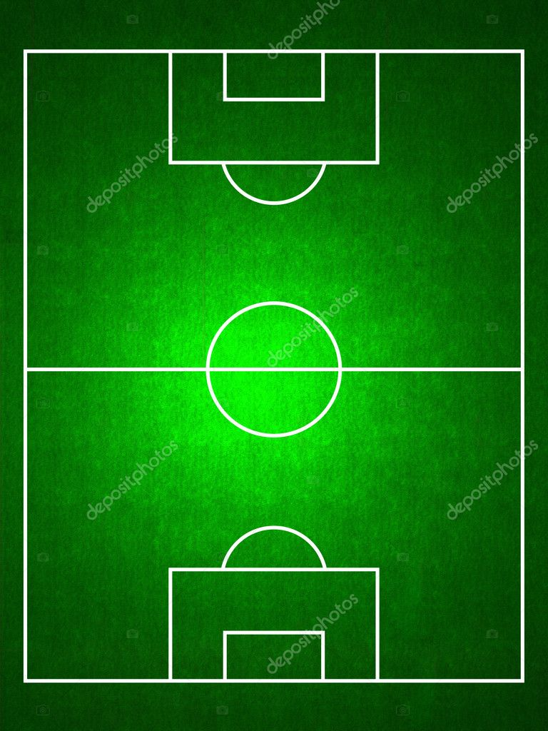 поле футбол картинки