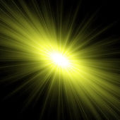 Star yellow — Stock Photo
