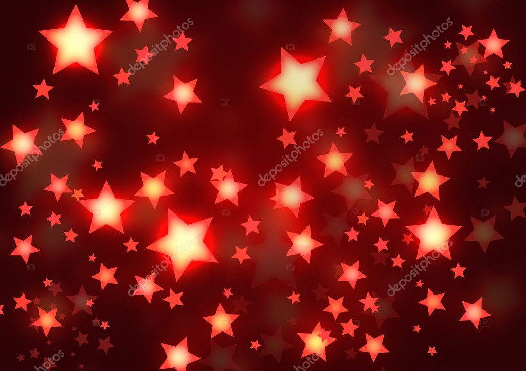 Golden stars  — Stock Photo #2576342