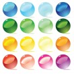 Vector spheres — Stock Vector #2576428