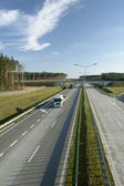 Motorway — Stock Photo