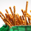 Salted Sticks — Stock Photo