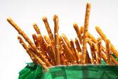 Salted Sticks — Stock Photo