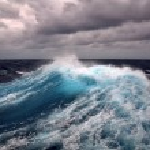 Sea wave — Stock Photo