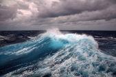 Ola de mar — Foto de Stock