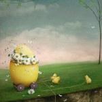 Easter Egg — Stock Photo #1982873