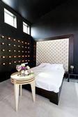 Bedroom angle — Stock Photo