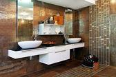 Salle de bain de luxe — Photo
