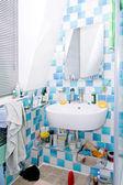 Meu banheiro — Foto Stock