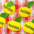 Holidays — Stock Photo