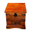 Wooden chest — Stock Photo
