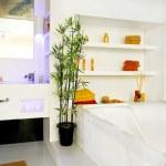 Modern bathroom 2 — Stock Photo #2077750