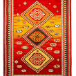 Indian carpet - Stock Photo