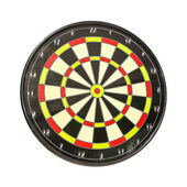 Darts isolated — Stock Photo