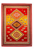 Indian carpet — Stock Photo