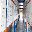 Datboxes rows — Stock Photo #2120068