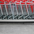 Shopping cart — Foto Stock