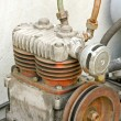 Stock Photo: Compressor air