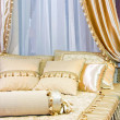 Royalty-Free Stock Photo: Bed canopy