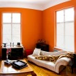 Orange room — Stock Photo #2172405