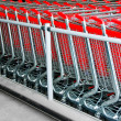 Shopping trolley — Stock Photo #2176069