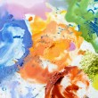 Royalty-Free Stock Photo: Color paint