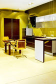 Kitchen and diner — Stock Photo