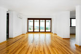 Empty living room — Stock Photo