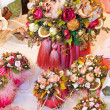 Stock Photo: Bouquet decoration