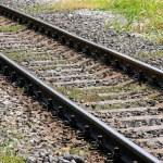 Rail tracks — Stock Photo #2205884