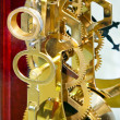Stock Photo: Clock gears 2