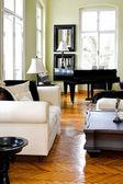 Angolo sala pianoforte — Foto Stock