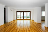 Empty living space — Foto de Stock