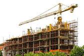 Constructing — Stock Photo