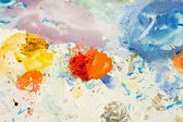 Abstract color — Stock Photo