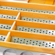 Stock Photo: Drawer rack