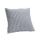 Blue straps pillow — Stock Photo