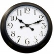 Simple clock — Stock Photo