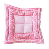 Pink pillow — Stock Photo