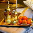 Royalty-Free Stock Photo: Moroccan tray