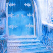 Frozen door — Stock Photo #2299194