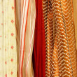 Stock Photo: Curtains
