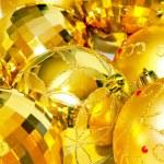 Golden pendants — Stock Photo #2469578