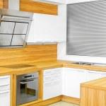 Light wood kitchen — Stock Photo #2472797