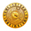 Zodiac clock — Stock Photo #2474361