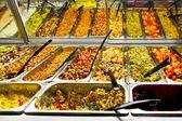 Prepared foods — Stock Photo