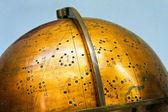 Chinese globe detail — Stock Photo