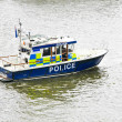 Stock Photo: Patrol boat
