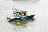 Patrol boat — Stock Photo