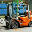 Royalty-Free Stock Photo: Forklift